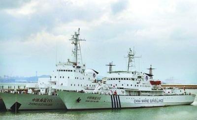 11艘退役军舰改建加入海监 数量与日本仍有差距