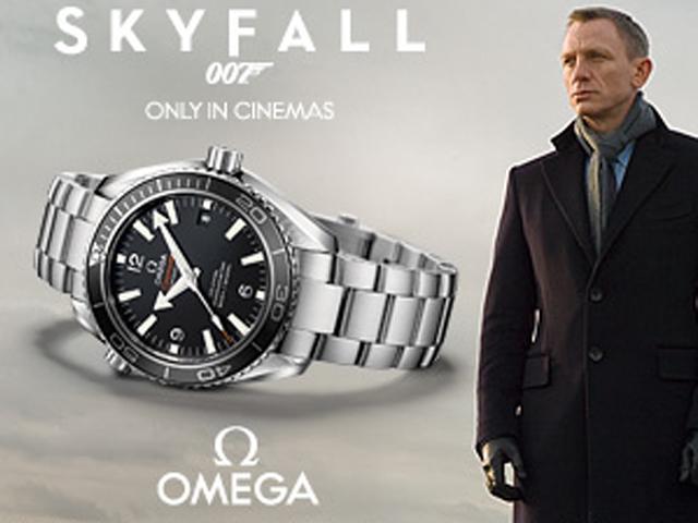 omega 007限量海马表炫酷时尚 专属詹姆斯·邦德的独特设计图片