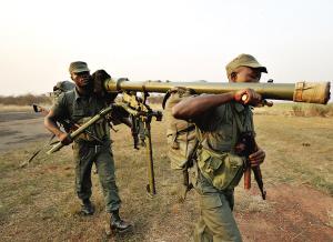 中非共和国食人族_中非共和国叛军攻入首都将遭制裁(图)
