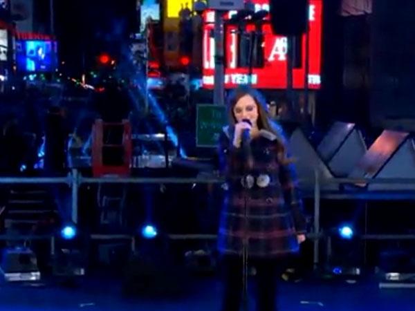 2013纽约时代广场群星跨年演唱会(一) - 搜狐视频图片