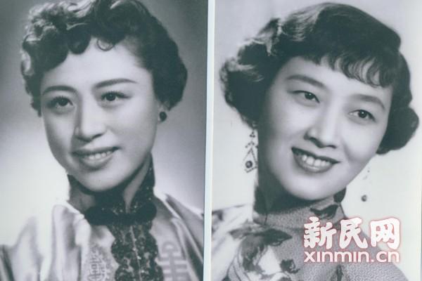 日前,南京美发公司的技术总监龚建林向记者介绍了80年来上海女性发型