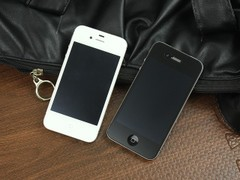 iPhone 4S 多彩色 正面图