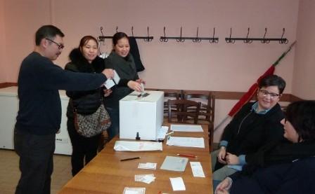意大利利古里亚大区民主党议员选举重视华人移民