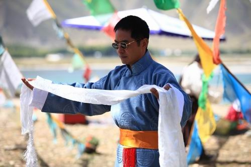《西藏秘密》剧照