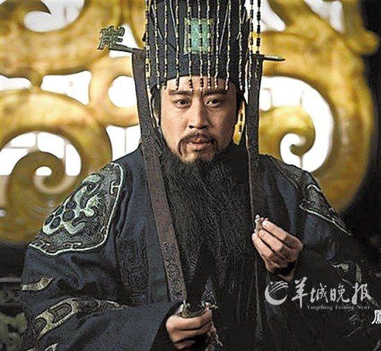 """陈道明 虞姬 李依晓 刘邦/""""虞姬""""李依晓、""""秦始皇""""于和伟也都是《新三国》里的主演"""