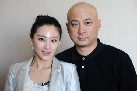 影视mj 567新模陈沫-二人因去年拍摄电影《白鹿原》而结缘.就在大S和汪小菲结婚后约