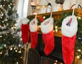 圣诞节:闻到袜子的诱惑