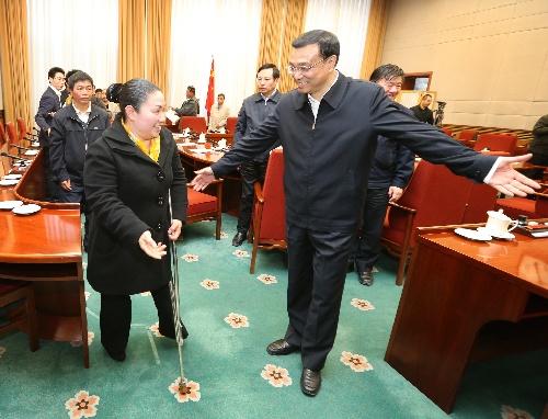 2013年最美乡村医生_李克强与乡村医生代表座谈-搜狐新闻