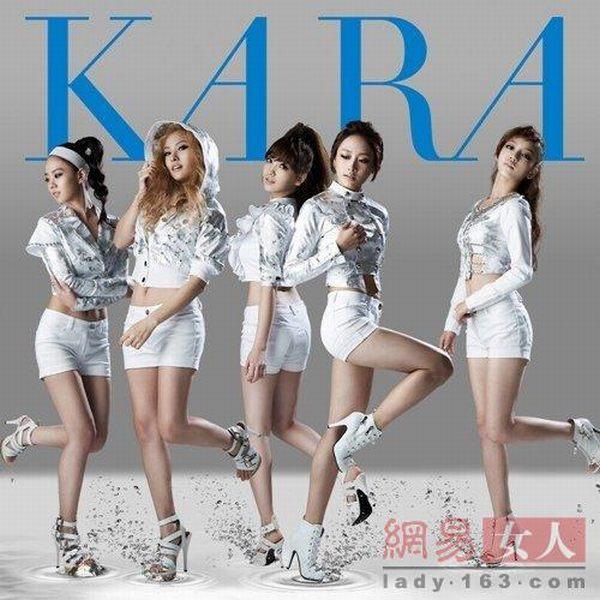 韩国女子团体是让韩流