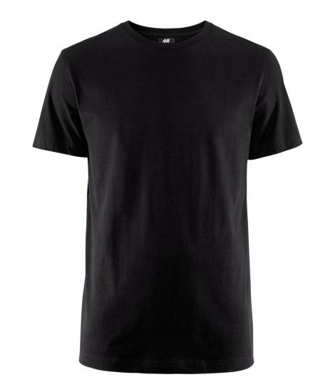 黑色基本款T恤