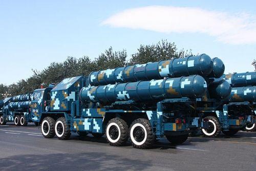 中国 红旗/红旗9防空导弹