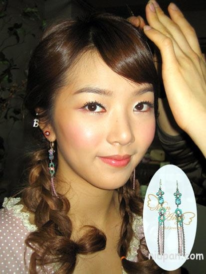 宋慧乔/裴涩琪,发现韩国MM的脸上痦子都很多,这样也好,热闹……皮肤...