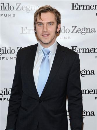 丹·史蒂文斯-2012年度英国最佳着装男士