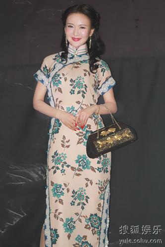 郑亦桐《大上海》饰演小兰春