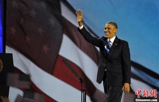 碧昂斯将献唱奥巴马就职典礼 同性恋诗人将献诗