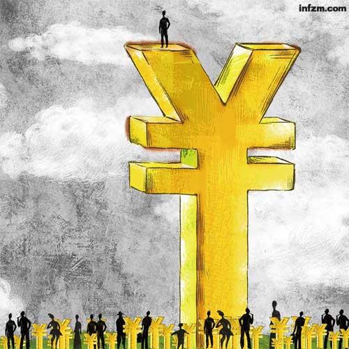 从1980年代打破平均主义,到如今调节贫富差距,收入分配改革的焦点始终随着中国改革的经济现实而不断变迁。 (CFP/图)