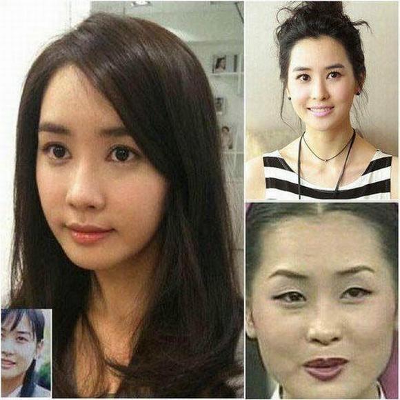 韩国明星李多海整容_变脸女王李多海 整容前后大不同-搜狐女人