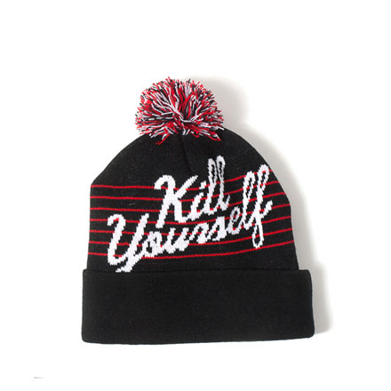 black-red-beanie