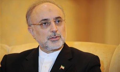 资料图:伊朗外长萨利希