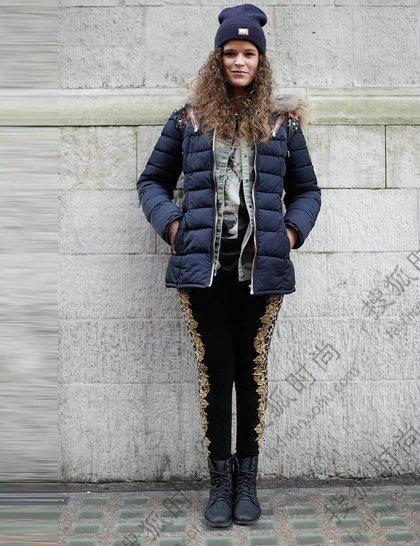 冬季减重10斤心机搭 显瘦耐寒圣品