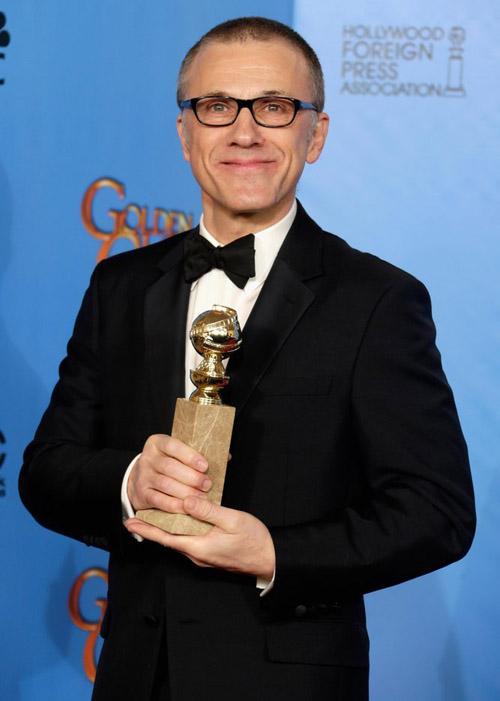 获得几次金球奖_克里斯托弗-瓦尔兹再度凭借昆汀-塔伦蒂诺的作品获得一座金球奖