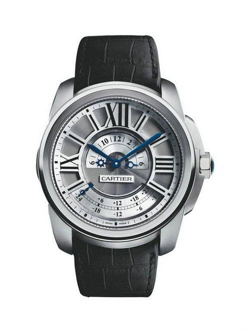 卡地亚 Cartier Calibre 多时区手表