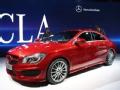 [海外新车]奔驰CLA紧凑跑车北美车展亮相