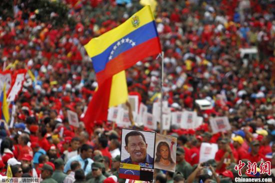 委副总统将代替查韦斯在国会发表国情咨文演讲