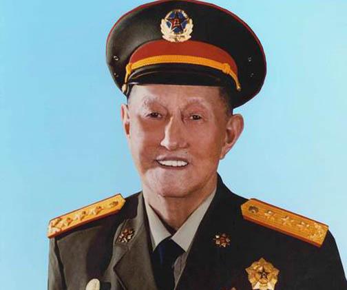 刘原上将被暗杀真相_盘点中共文革后首批授衔上将:杨白冰位列其中-搜狐军事频道