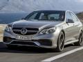 [海外新车]百公里3.6秒 2014奔驰E63 AMG