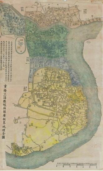 地图即历史