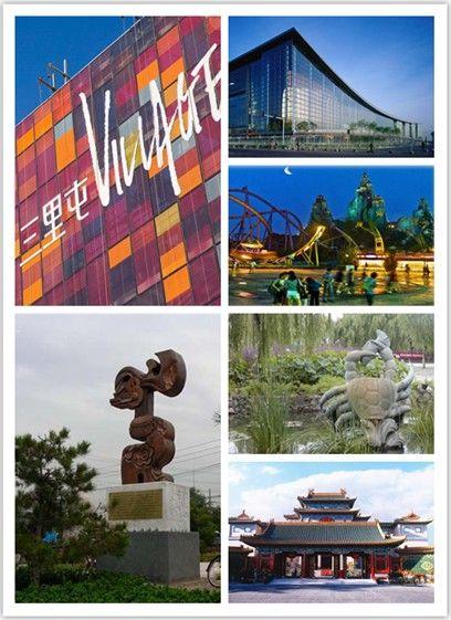 初夏玩转北京朝阳区 最佳旅游线路推荐