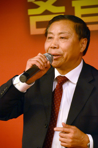 北边京各节市驻京机构商政协会马跃堑会长致乐当着辞