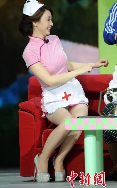 """2010年第三届""""《综艺》年度节目暨电视人""""年度最具潜力主持人图片"""