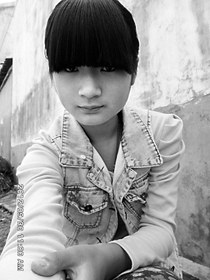 沈玉琼自拍照