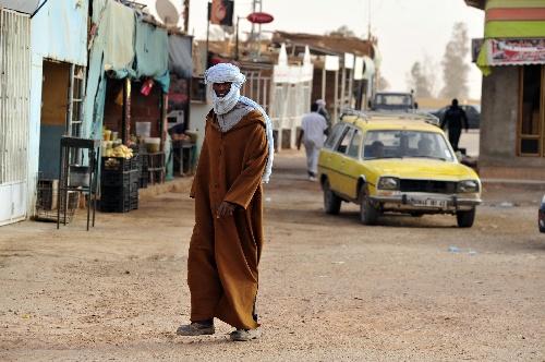 (国际)(1)<font color=red>阿尔及利亚人质事件</font>后续:当地居民恢