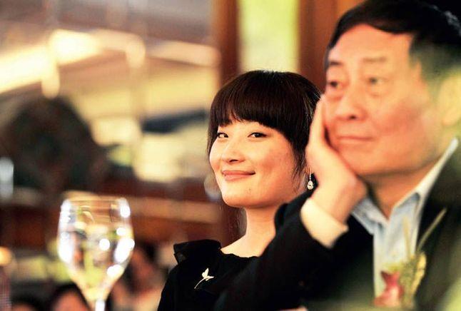 宗馥莉和宗庆后(资料图)