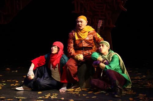 祖宗十八代_保利剧院年末戏剧集中上演超低票价回馈观众-搜狐娱乐