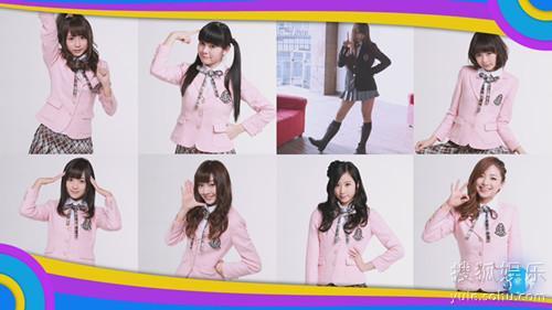 SNH48 - 16人姐妹歌