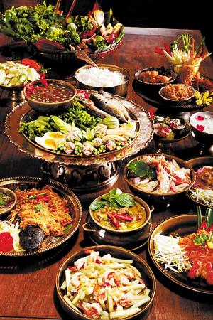 泰国美食.泰国国家旅游局供图图片