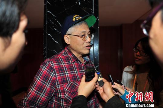 香港艺人周星驰的广东省政协十一届一次会议出席证。 陈启任 摄