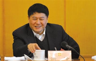 北京市人大代表、北京市副市长洪峰。