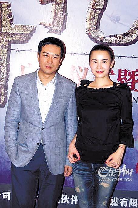 昨天在京开机发布,导演张黎,编剧严歌苓,主演张嘉译和小宋佳悉数出席.