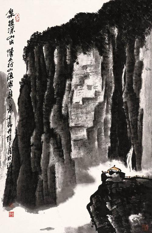 赵立新作品展1月29日在杭州开幕(组图)