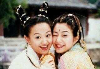 徐怀钰:1978年出生,由她主演的《天地传说之美人鱼》不知道大家还记不