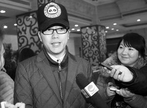 李玉刚、王皓准时报到,吸引了多家媒体的注意