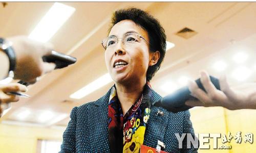 """市人大代表、副市长程红接受媒体采访时首次披露""""菜篮子新政"""""""