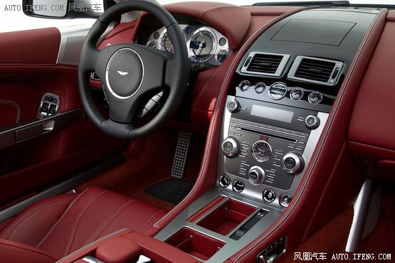 2013款 阿斯顿马丁DB9