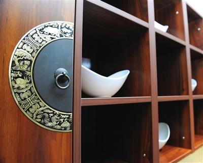 不同领域与国家文化相互交融时,新中式风格将中国传统文化的细节,例如图片