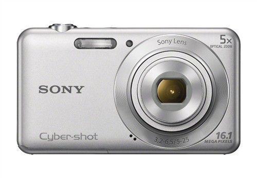 索尼发布新款数码相机H200/W730/W710